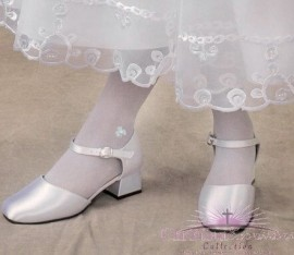 Irish Shamrocks First Communion Stockings
