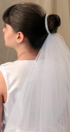 First Communion Veils-Maddie